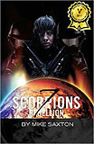 7 Scorpions Rebellion, by Mike Saxton cover image
